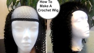Download How To Make A Crochet Wig ( Beginner Friendly) | How To Make A Crochet hair Video