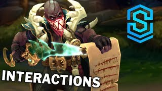 Download Pyke Special Interactions Video