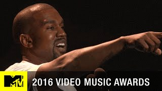 Download Kanye West's Moment | 2016 Video Music Awards | MTV Video