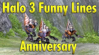 Download Halo 3 Funny Lines Anniversary Video