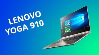 Download Notebook Lenovo Yoga 910 [Análise / Review] Video