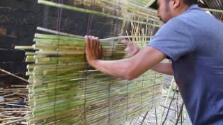 Download Artesanía de carrizo - Mini-documental Video