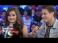 Download GGV: Liza Soberano admits that she loves Enrique Gil Video