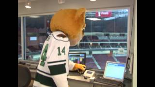 Download Iowa Wild Crash Chronicles - Goal Horn Test Video