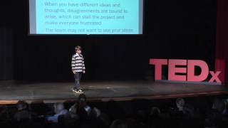 Download T.E.A.M. work: Marc Durant-Bender at TEDxYouth@SELS Video
