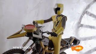 Download Power Rangers Ninja Steel - Mega Morph Cycle | Episode 5 ″Drive to Survive″ Video
