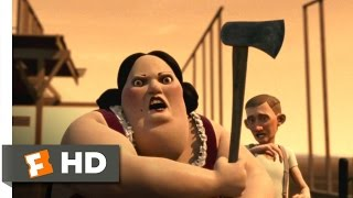 Download Monster House (7/10) Movie CLIP - She Died, But She Didn't Leave (2006) HD Video