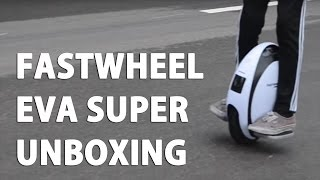 Download FastWheel EVA Super Unboxing - Nice wheel for kids Video