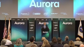 Download Aurora Announcement: DOE announces Argonne to host nation's first exascale system Video