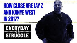 Download How Close are Jay Z and Kanye West in 2017? Video
