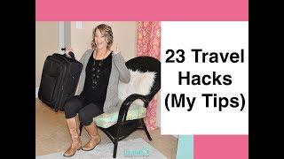 Download 23 Travel Hacks (Airplane Tips) Video