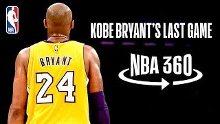 Download NBA 360 | Kobe Bryant's Last Game Video