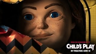 Download CHILD'S PLAY - Behind the Scenes: ″Bringing Chucky to Life″ Video