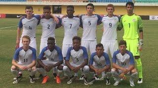 Download U-17 MNT vs. Tanzania: Highlights - May 15, 2016 Video
