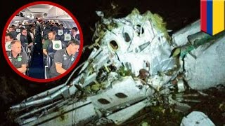 Download Chapecoense air disaster: Plane carrying Brazilian soccer team crashes in Colombia - TomoNews Video