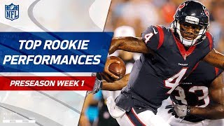Download Top Rookie Performances of Preseason Week 1 | NFL Preseason Highlights Video