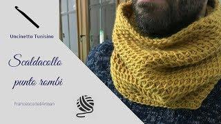 Tutorial Uncinetto Tunisino Punto Freccia Free Download Video Mp4