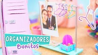 Download MINI ORGANIZADORES DE ESCRITORIO Super Lindos y Fáciles [ Casillero + Perchero ] ✄ Craftingeek Video