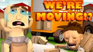 Download Minecraft | WHO'S YOUR DADDY? I Don't Want To Move House! (Baby Moves House) Video
