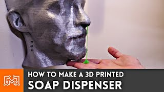 Download How to Make a 3d Printed Soap Dispenser Video
