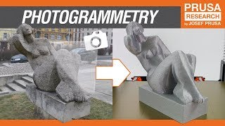 Download Photogrammetry - 3D scan with just your phone/camera Video