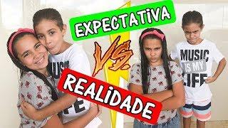 Download EXPECTATIVA e REALIDADE de Irmãos - Bela Bagunça e Magu Video