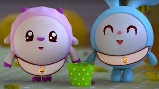 Download Малышарики - Пчелка - серия 45 - обучающие мультфильмы для малышей 0-4 Video
