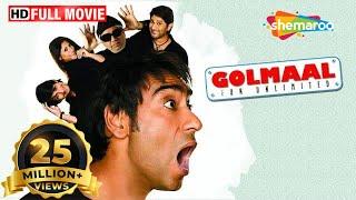 Download Golmaal - Fun Unlimited (2006)(HD & Eng Subs) Hindi Full Comedy Movie - Ajay Devgan | Arshad Warsi Video