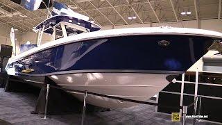 Download 2017 Everglades 355 CC Fishing Boat - Walkaround - 2017 Toronto Boat Show Video