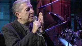 Download Dance me to the end of love, LEONARD COHEN Video