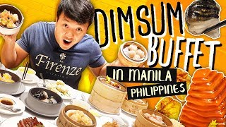 Download BACON PYRAMID! All You Can Eat DIM SUM Buffet in Manila Philippines Video