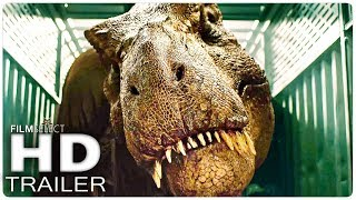Download JURASSIC WORLD 2: El Reino Caído Trailer Español (2018) Video
