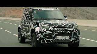 Download Desert Saviour - New Land Rover Defender Tested by Experts Video