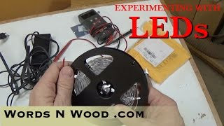 Download Can LED strip lights replace Fluorescent!? (WnW #46) Video