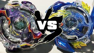 Download BATTLE: Victory Valkyrie .B.V VS Wild Wyvern .V.O - Beyblade Burst! Video
