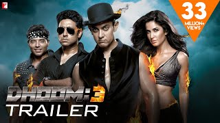 Download DHOOM:3 | Official Trailer | Aamir Khan | Abhishek Bachchan | Katrina Kaif | Uday Chopra Video