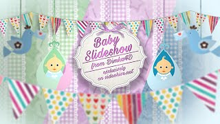 Download Baby Slideshow | After Effects template Video