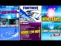 Download *NEW* Fortnite: Horde Rush LTM LEAKED Gameplay, MONSTER Coming On Island, & PS+ Skin Bundle! Video