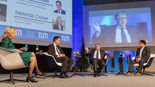Download TUM Speakers Series: Bill Gates & Bundesminister Dr. Gerd Müller Video