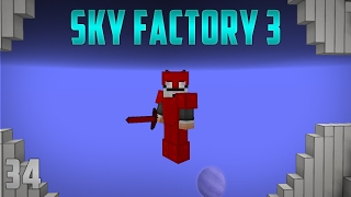 Sky Factory 3 EP33 OP Mystical Agriculture farm + Empowerer Free