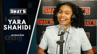 Download Yara Shahidi Gives Advice to Parents About Teens + Talks Activism & 'Grown-ish' | SWAY'S UNIVERSE Video