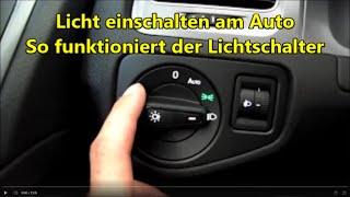 Download Autofahren lernen - Licht einschalten am Auto so gehts Video
