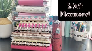 Download My 2019 Planner Line Up!!! Video