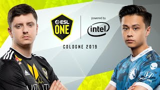 Download CS:GO - Team Liquid vs. Vitality [Dust2] Map 2 - Grand-Final - ESL One Cologne 2019 Video
