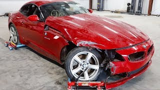Download Tavarish and I Save a Salvaged New Supra From The Scrap Yard! Video