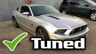 Download Tuning a 2013 GT First Impressions Video