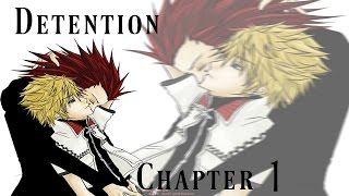 Download Detention Chapter 1 (Roxas x Axel Kingdom Hearts Fanfiction) Video