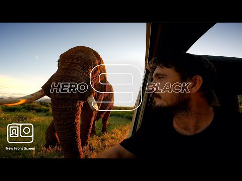 GoPro: HERO9 Black   New Front Screen