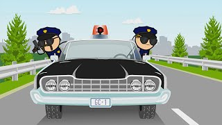 Download Ghost Cops - Cyanide & Happiness Shorts Video