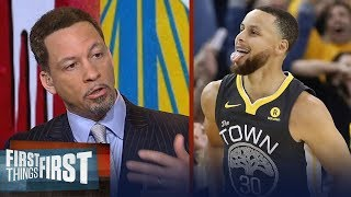 Download Chris Broussard on why Curry needs to be Warriors' focal point and not KD | NBA | FIRST THINGS FIRST Video